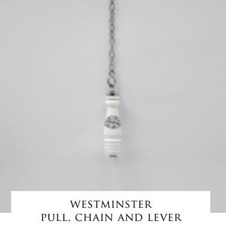 Devon&Devon Westminster сливной механизм, ручка, цепочка и рычаг для высокого бачка