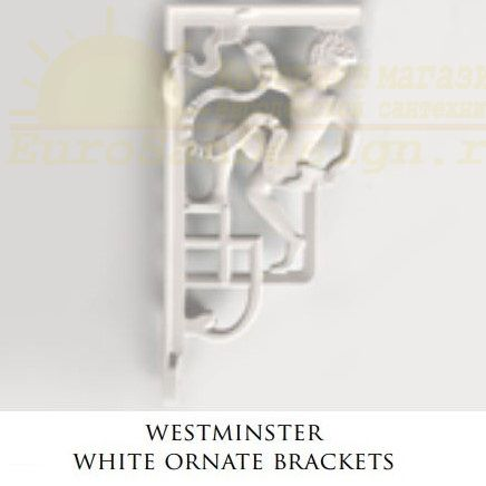 Devon&Devon Westminster декоративное крепление для высокого бачка (2 шт.) ФОТО