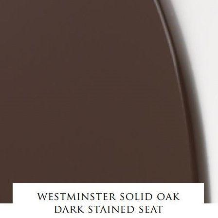 Сиденье с крышкой для унитаза Devon&Devon Westminster из массива дуба ФОТО