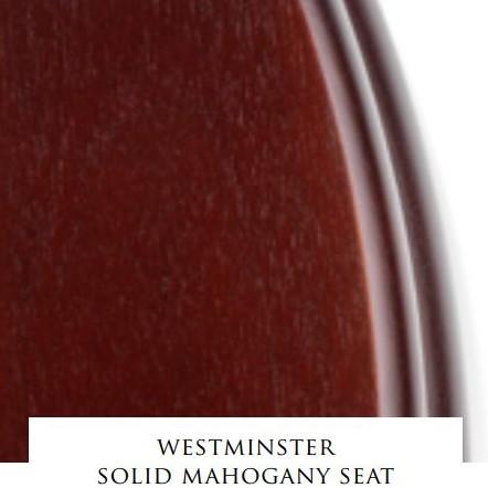 Devon&Devon Westminster сиденье из мдф