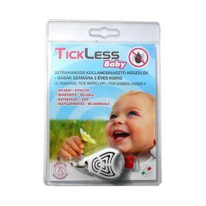 Отпугиватель клещей «TickLess Baby»