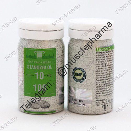 STANOZOLOL (OLYMP). 100 таб. по 10 мг.