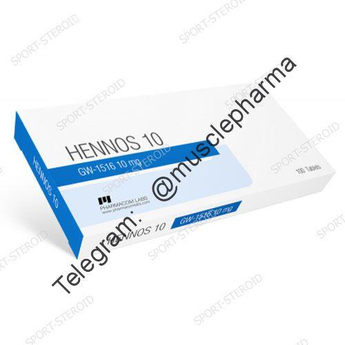 PHARMAHENN 50 таб / 10 мг