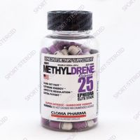 Methyldren ELITE ECA 25 - 100 caps (CLOMA PHARMA)
