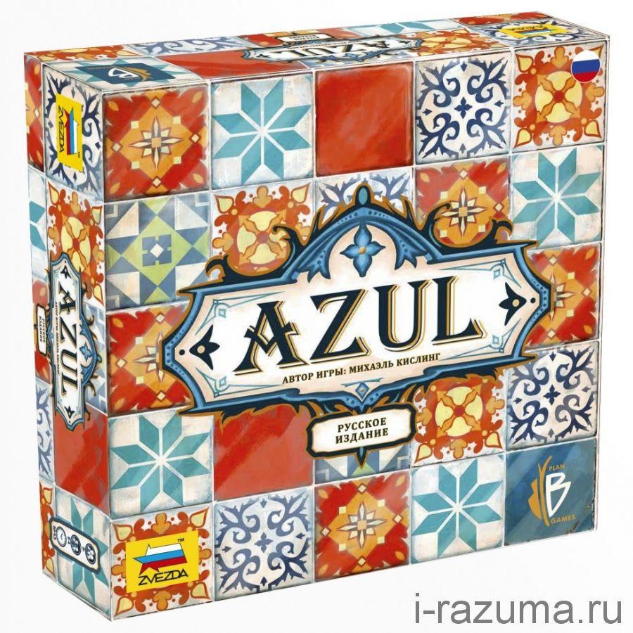 Azul + дополнение Джокеры