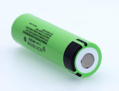 Аккумулятор 18650 3400мАч NCR18650B (качественный неоригинал)