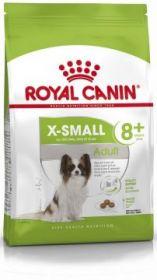 Роял канин Икс Смолл Эдалт 8+ для собак (X-Small Adult 8+)