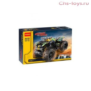 Конструктор Decool Quad bike Квадроцикл 3416 (Аналог LEGO Technic 42034) 148 дет