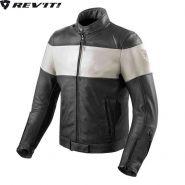 Мотокуртка Revit Nova Vintage, Черный/Белый