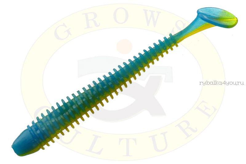 Купить Мягкая приманка Grows Culture Diamond Swing Impact 3.5'' 90 мм / упаковка 8 шт цвет: PAL21#