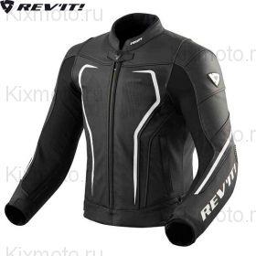 Мотокуртка Revit Vertex GT, Черный/Белый