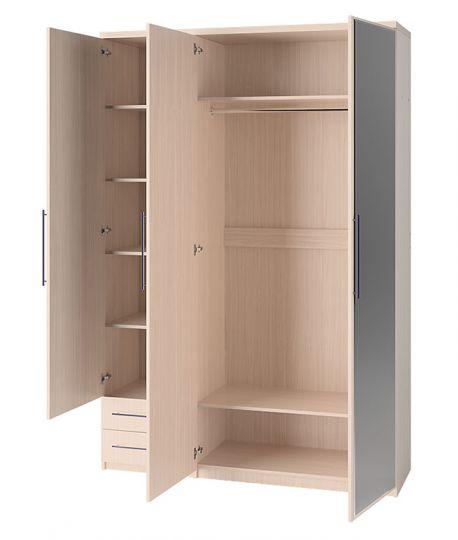 Шкаф комбинированный  Эконом 11