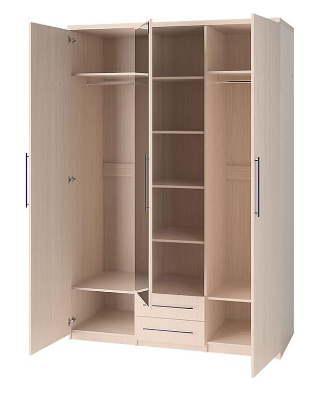 Шкаф комбинированный  Эконом 12