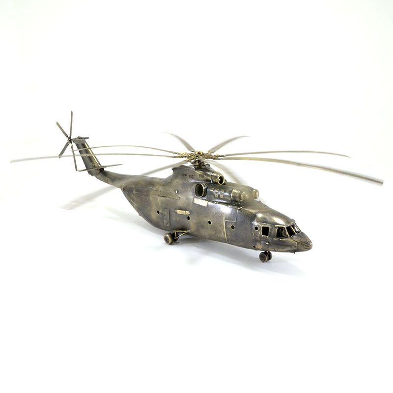 Модель вертолёта Ми-26 (1:72)
