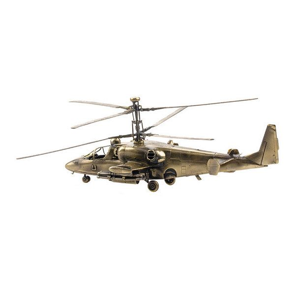 """Вертолёт КА-52 """"Аллигатор""""(1:72)"""