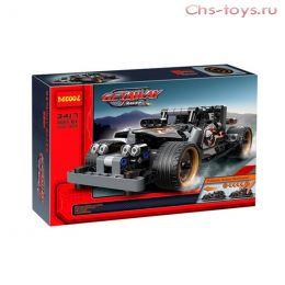 Конструктор Decool Getaway Racer Гоночный автомобиль для побега 3417 (Аналог LEGO Technic 42046) 170 дет
