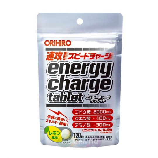 Orihiro Energy Charge Заряд энергии, 120 табл.
