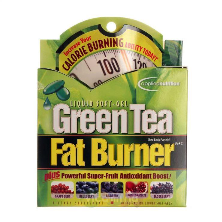Irwin Naturals Жиросжигатель с Зеленым чаем, 30 капсул
