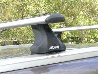 Багажник на крышу Honda CR-V 4 (с 2012 г.), Атлант, крыловидные дуги
