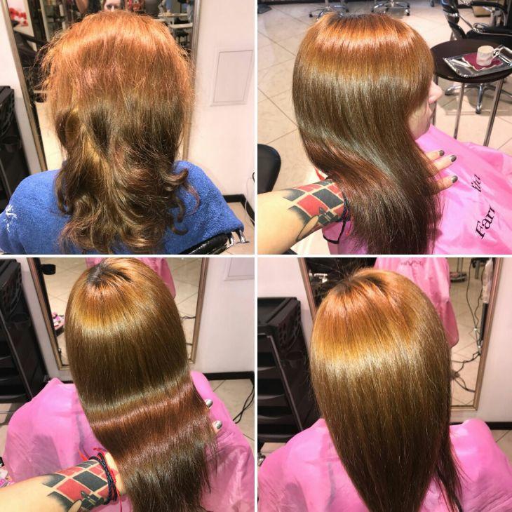 Ботокс для волос (Botox для волос).