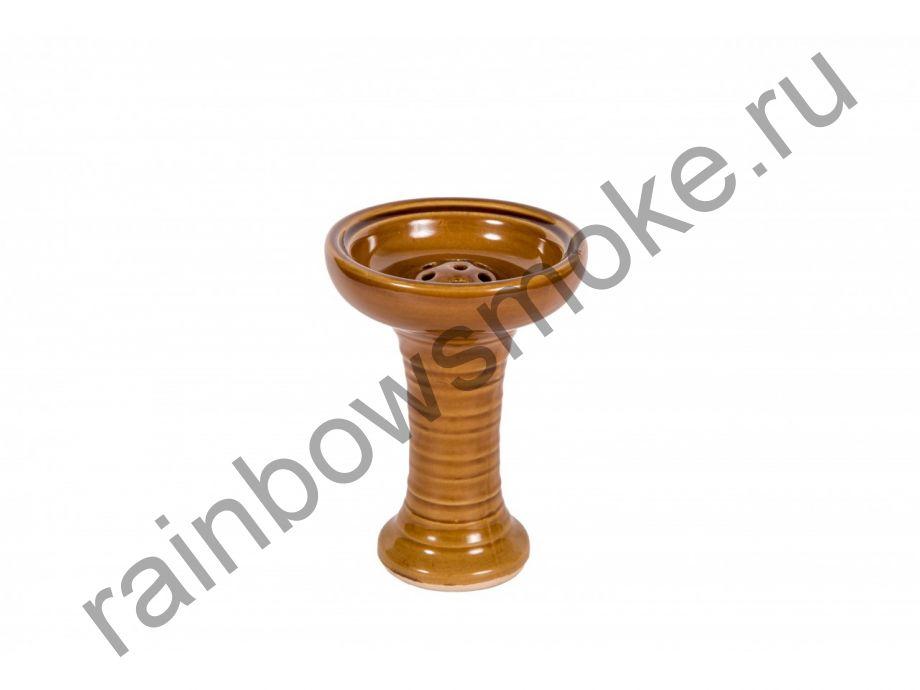 Керамическая чаша фанел L59 песочная