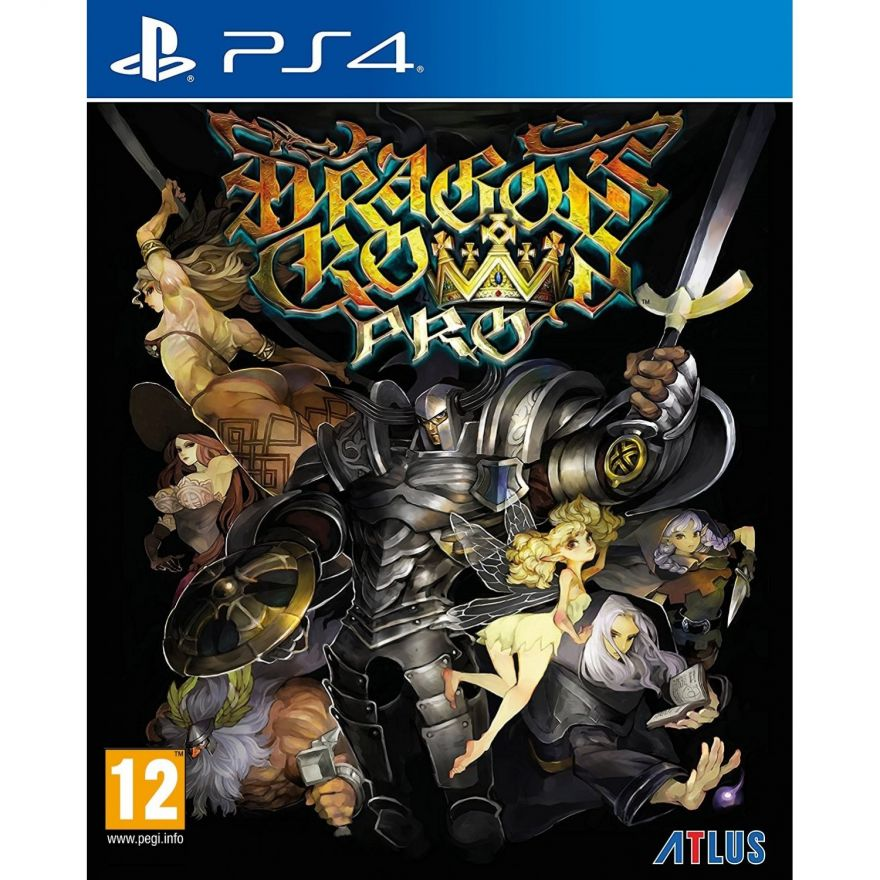 Игра Dragon's Crown Pro : Battle - Hardened Edition (PS4)