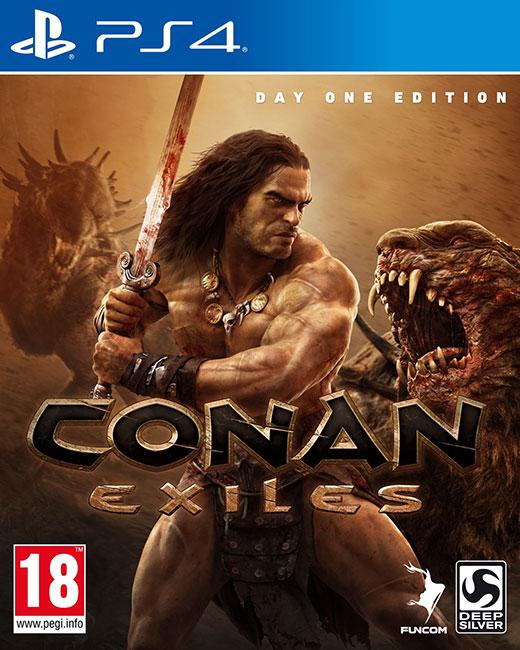 Игра Conan Exiles (PS4)