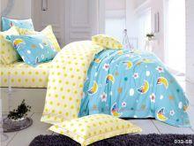 Комплект постельного белья Сатин для новорожденных детей Арт.55/032-sb