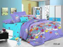 Постельное белье Поплин 1.5 спальный для детей Арт.53/012-PD