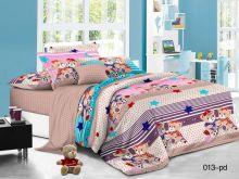Комплект постельного белья Поплин 1.5 спальный для детей  Арт.53/013-PD
