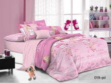 Комплект постельного белья Поплин 1.5 спальный для детей  Арт.53/019-PD