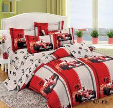 Комплект постельного белья Поплин 1.5 спальный для детей  Арт.53/023-PD