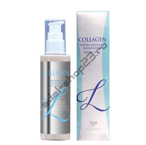 Enough - Collagen Moisture Foundation SPF 15 тон 13/21