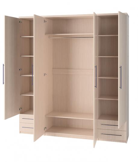Шкаф комбинированный  Эконом 13