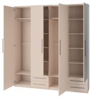 Шкаф комбинированный  Эконом 14