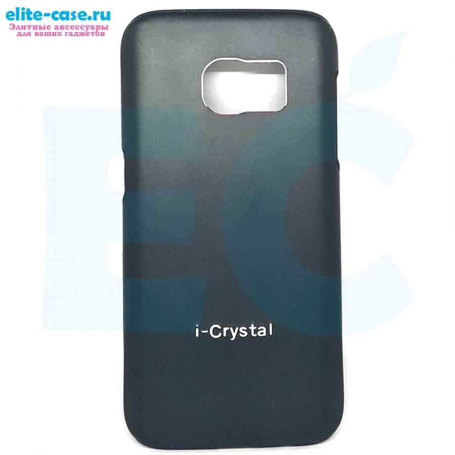 Чехол i-Cristal для Samsung S7 черный
