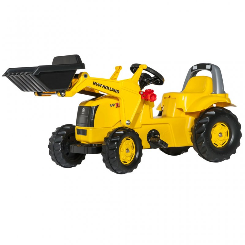 Трактор Rolly Toys New Holland RollyKid 025053
