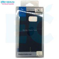 Чехол Cherry силиконовый для Samsung S7 синий