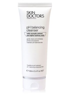 SKIN DOCTORS PH balancing cleanser Очищающее средство для лица