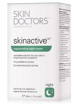 SKIN DOCTORS Skinactive14 Ночной крем
