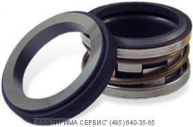 Уплотнение торцевое John Crane 16мм Т2100/К/BR1C1/M