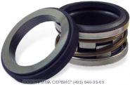 Уплотнение торцевое John Crane 38мм Т2100/К/BR1C1/М