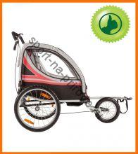 Велоприцеп для перевозки детей VIC-1302