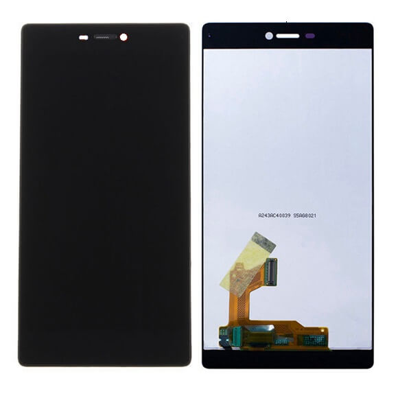 Дисплей в сборе с сенсорным стеклом для Huawei P8