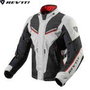 Мотокуртка Revit Vapor 2, Cеребристый/Черный