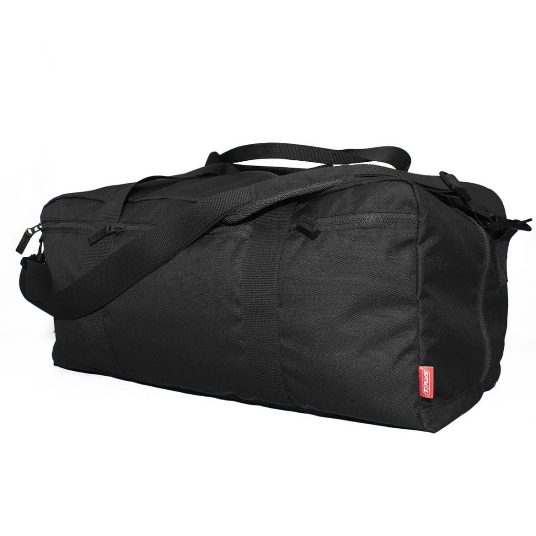 "Сумка ""Duffle Bag"" 530х270х270 мм (оксфорд 600, чёрный), Tplus"