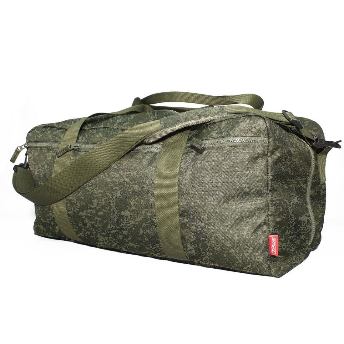 "Сумка ""Duffle Bag"" 530х270х270 мм (оксфорд 600, цифра), Tplus"