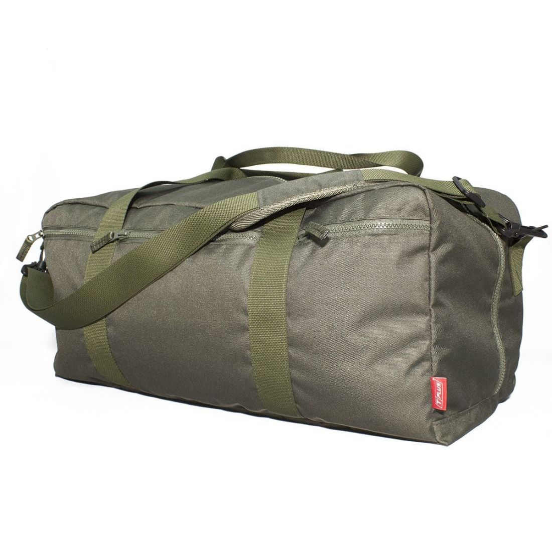 "Сумка ""Duffle Bag"" 530х270х270 мм (оксфорд 600, олива), Tplus"