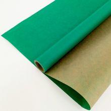 Вержированная однотонная, зелёный, 0,72*10 м, 40 гр/ м2