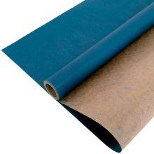 Вержированная однотонная, синий, 0,72*10 м, 40 гр/ м2